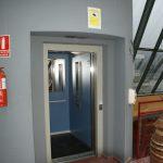 Acceso instalaciones Fundación CEL