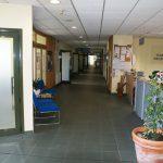 Pasillo planta baja Fundación CEL