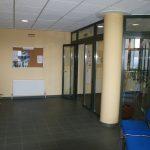 Acceso 2ª planta Fundación CEL