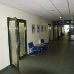 Pasillo 1ª planta Fundación CEL