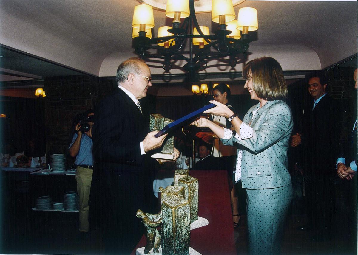 Ganador del Premio a la Calidad, Seguridad Industrial y protección Medioambiental: Onte, S.A.