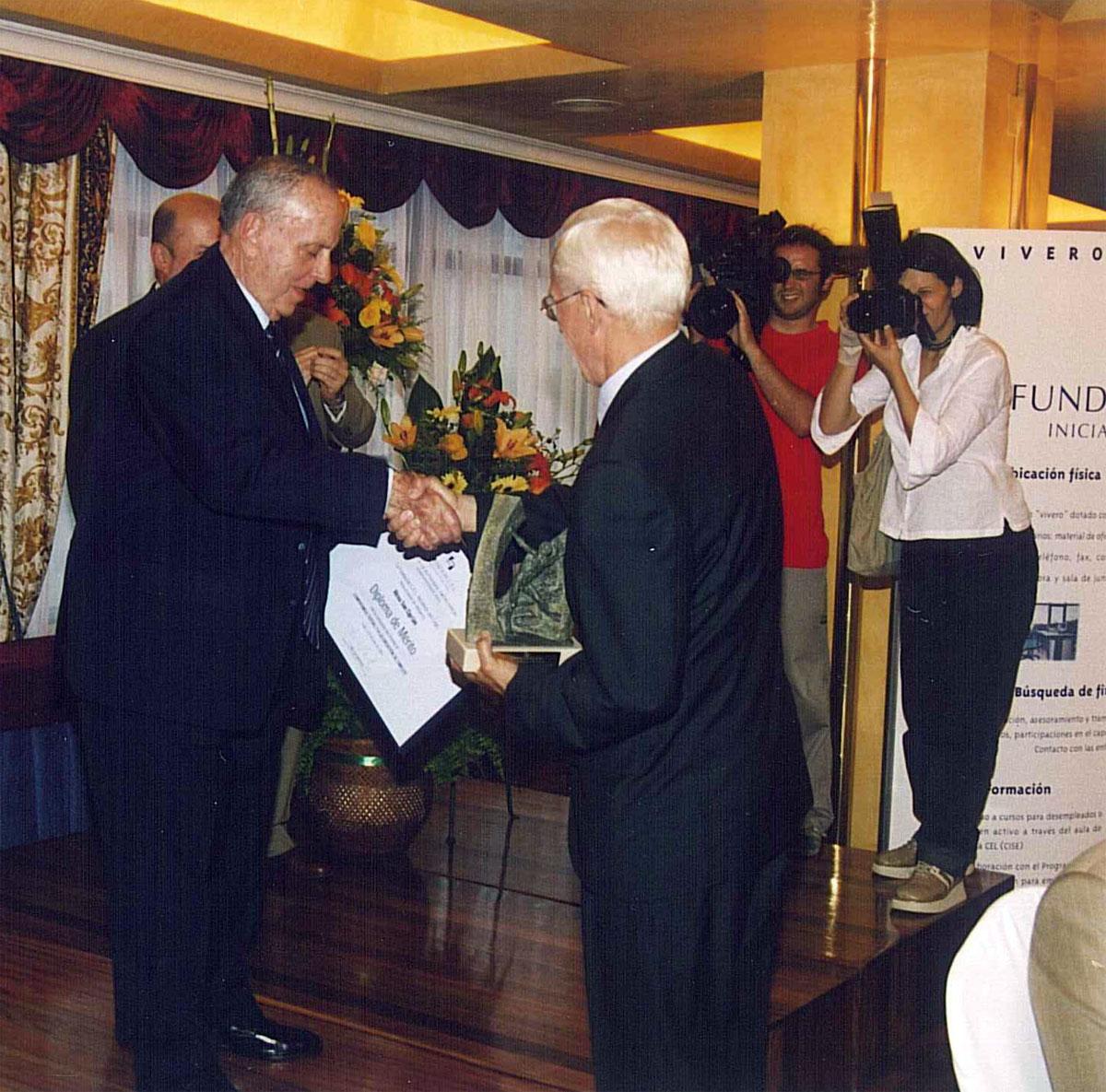 Ganador del Premio al Compromiso Social y a la Creación de Empleo: Alcoa San Ciprián.