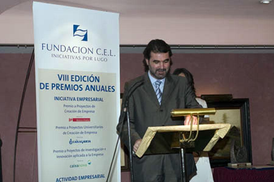 Sr. D. Anxo Quintana, Vicepresidente de la Xunta de Galicia.