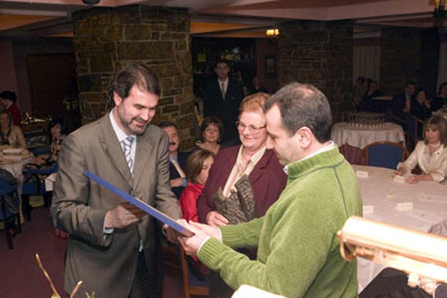 Ganador del Premio a Proyectos de Promoción Exterior de la Provincia de Lugo: Asociación de Productores Capón de Villalba.