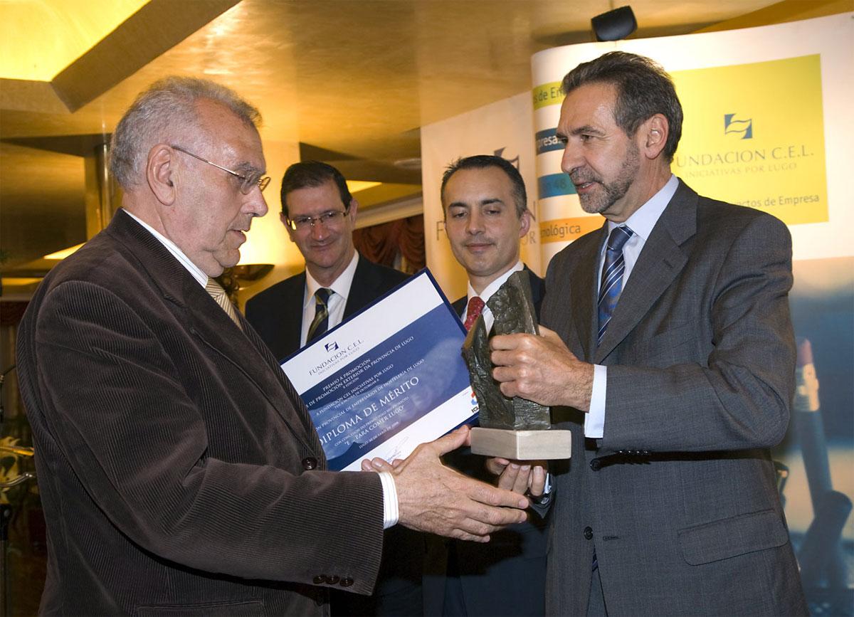 """Ganador del Premio a Proyectos de Promoción Exterior de la Provincia de Lugo: """"E... para comer, Lugo"""""""
