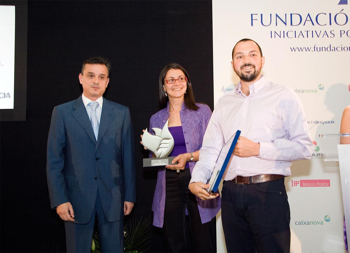 Ganador del Premio a Proyectos Universitarios de Creación de Empresa: Pafes Construcción Sostenible, S.L.
