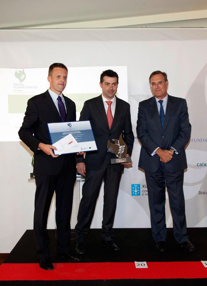 Ganador del Premio a Proyectos de Creación de Empresa: Mamut Technology S.L.