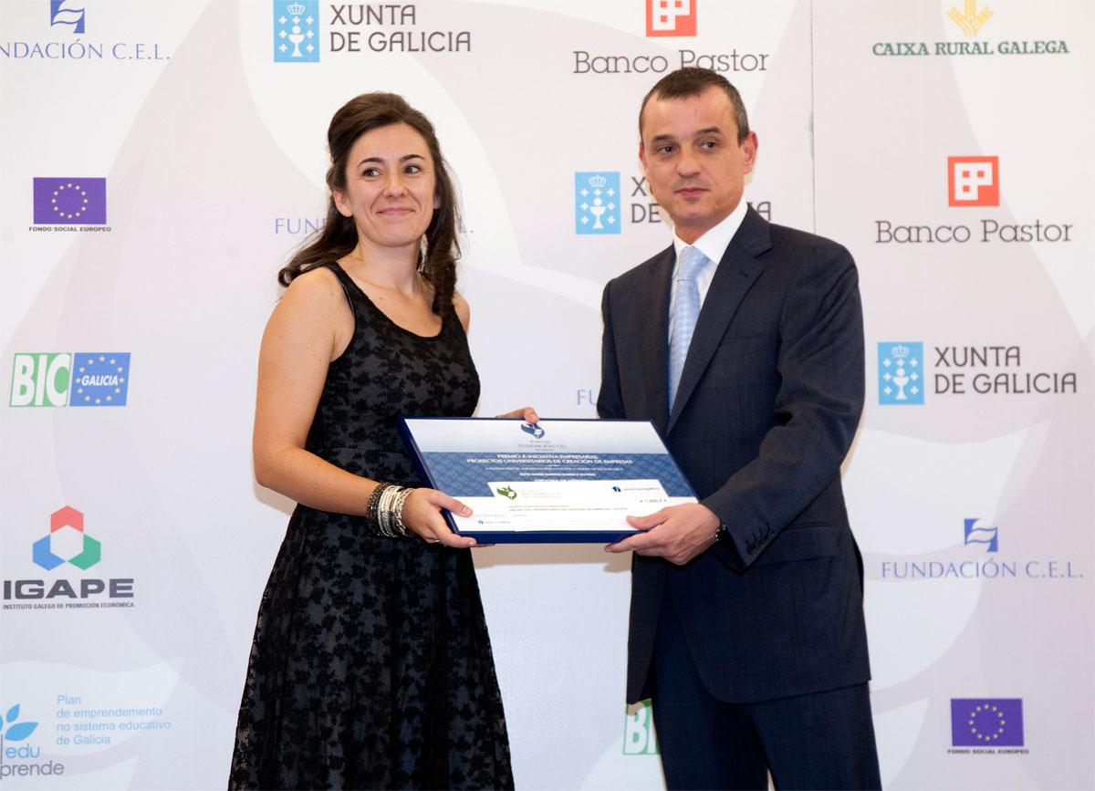 Accésit del Premio a Proyectos Universitarios de Creación de Empresa: Fitotec.