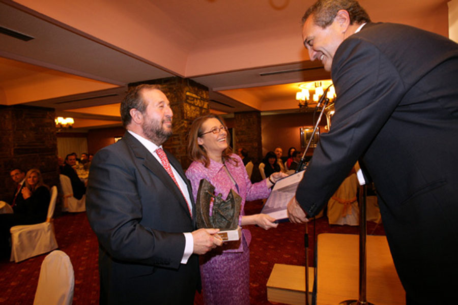 Ganador del Premio a Proyectos de Promoción Exterior de la Provincia de Lugo: EXCMO. Concello de LUGO