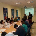 Intervención del Gerente de la Fundación CEL.