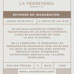 Inauguración de LA FERRETERÍA Eventos & CO