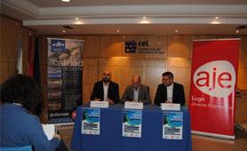 I Torneo de Padel para Empresas en Boletín de Noticias para Emprendedores de la Fundación CEL - Iniciativas por Lugo