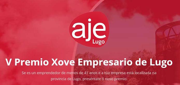 V Premio Xove Empresario de Lugo