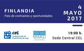 Jornada oportunidades de negocio en Boletín de Noticias para Emprendedores de la Fundación CEL - Iniciativas por Lugo