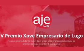 AJE Lugo premia a los jóvenes empresarios y emprendedores de la provincia. Boletín de Noticias para Emprendedores de la Fundación CEL - Iniciativas por Lugo