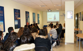 Visita Alumnos 3º Curso de ADE. En Boletín de Noticias para Emprendedores de la Fundación CEL - Iniciativas por Lugo