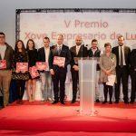 V Premio Joven Empresario de Lugo