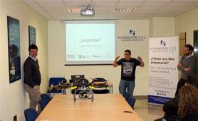 Visita participantes programa YUZZ Lugo. En Boletín de Noticias para Emprendedores de la Fundación CEL - Inciativas por Lugo
