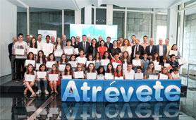 Entrega de Premios Atrévete 2017. En Boletín de noticias para Emprendedores de la Fundación CEL - Iniciativas por Lugo