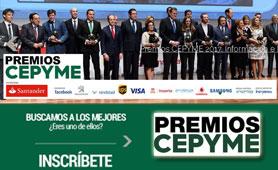 Premios CEPYME 2017