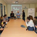Visita Vivero de la Fundación CEL