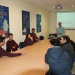 Visita Participantes Programa Lanzaderas de Empelo Lugo 2017