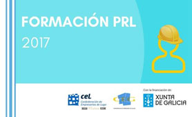Formación PRL. Boletín de Noticias para Emprendedores de la Fundación CEL - Iniciativas por Lugo.