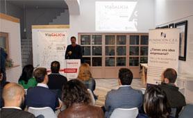 Presentación VIAGALICIA 2017. En Boletín de Noticias para Emprendedores de la Fundación CEL - Iniciativas por Lugo.
