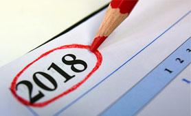 Calendario Laboral 2018. En Boletín de Noticias para Emprendedores de la Fundación CEL -Iniciativas por Lugo