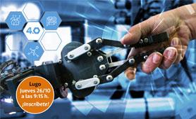 Jornada Industria 4.0 en Lugo. En Boletín de Noticias para Emprendedores de la Fundación CEL -Iniciativas por Lugo