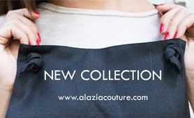 Nuestros Emprendedores: Alazia Couture. En Boletín de Noticias para Emprendedores de la Fundación CEL - Iniciativas por Lugo