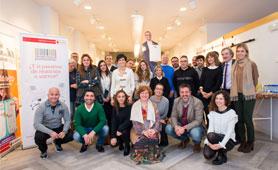 RSE con Cruz Roja en Lugo. En Boletín de Noticias para Emprendedores de la Fundación CEL - Iniciativas por Lugo