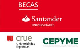 Becas santander-CEPYME-CRUE en Boletín de Noticias para Emprendedores de la Fundación CEL - Iniciativas por Lugo