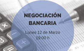Negociación Bancaria.