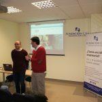 Visita Programa Atrévete IES Leiras Pulpeiro