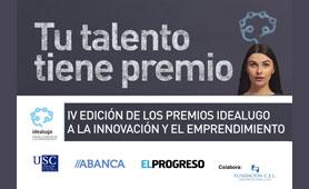 Convocatoria Premio IdeaLugo 4ª Edición