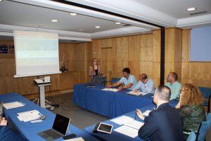 Reunión Patronato Fundación CEL 22-06-2018