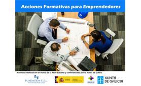 Acciones Formativas para Emprendedores
