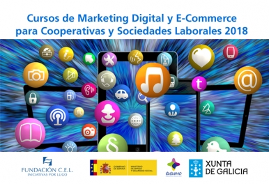 Cursos de Marketing Digital y Comercio Electrónico para Cooperativas y Sociedades Laborales