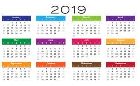 Calendario Laboral 2019. Boletín de Noticias para Emprendedores de la Fundación CEL