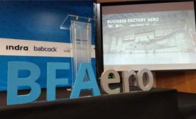 Convocatoria de BFAero, aceleradora gallega orientada al sector aeronáutico