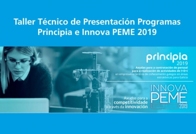 PRINCIPIA E INNOVA PEME 2019
