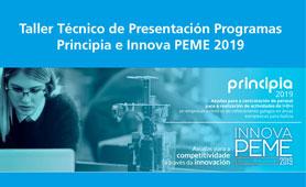 Principia e Innova PEME 2019