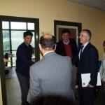 Firma Convenio entre la USC y la Fundación CEL