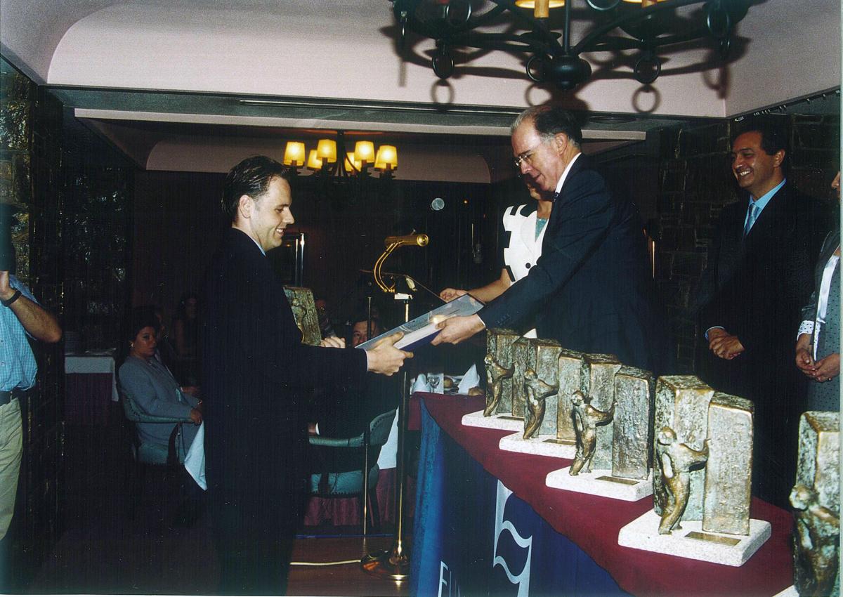 Ganador del Premio a Proyectos de Creación de Empresas: Multisports Galicia, S.L.