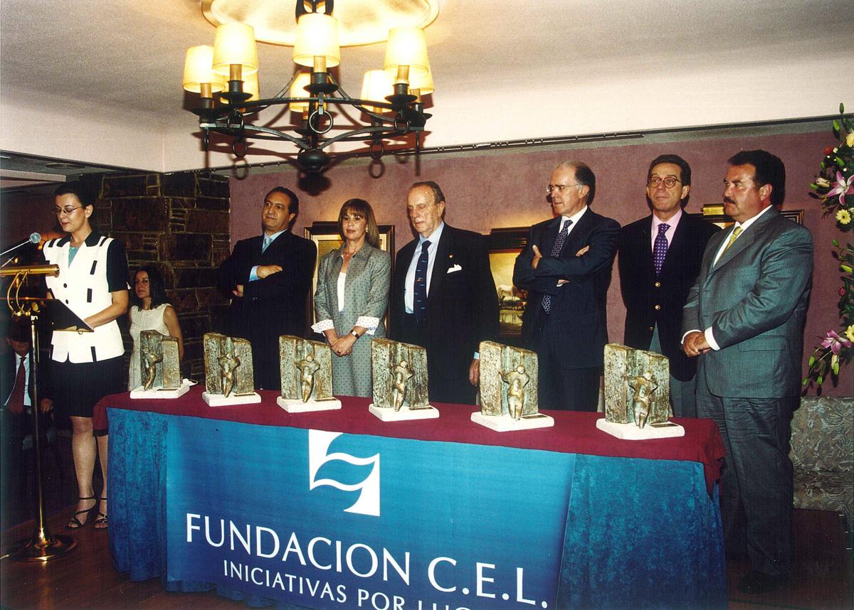 IV Edición Premios Anuales de la Fundación CEL - Iniciativas por Lugo.