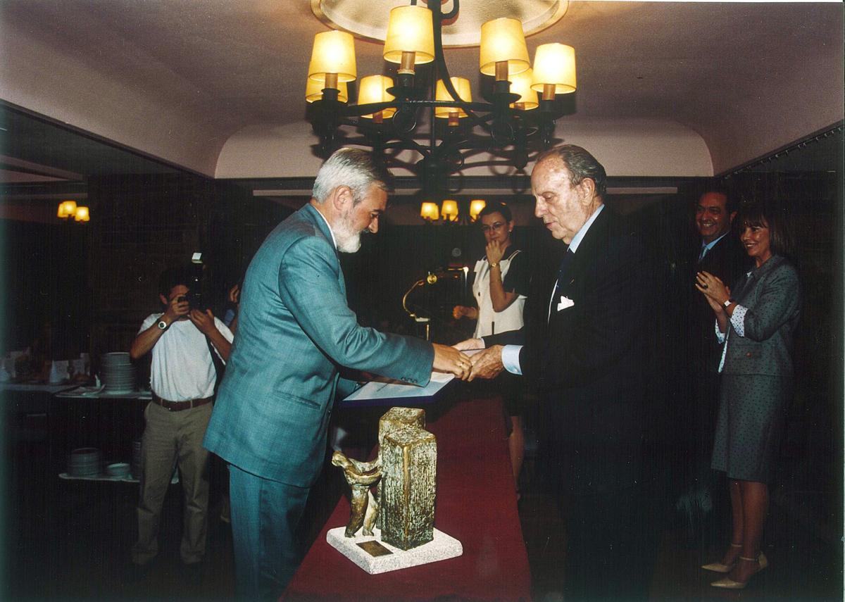 Ganador del Premio a la Promoción Exterior de la Provincia de Lugo: Campus Universitario de Lugo.