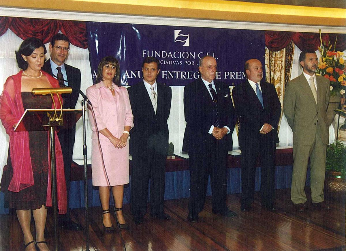 VI Edición de los Premios Anuales de la Fundación CEL - Iniciativas por Lugo.