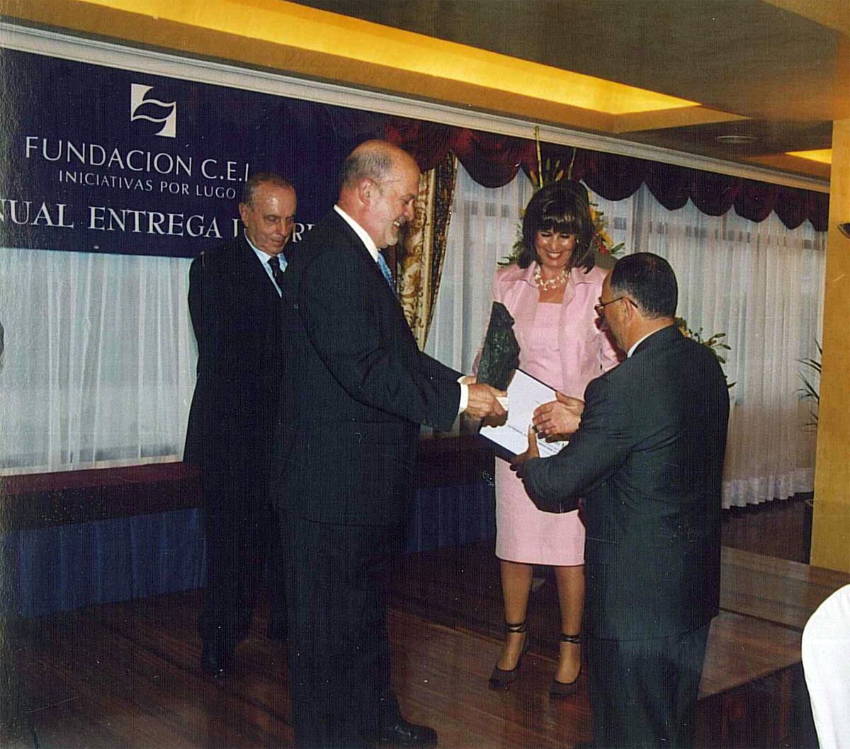 Ganador del Premio a la Calidad, Seguridad Industrial y Protección Medioambiental: Cafés Candelas, S.L.