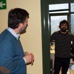 Visita de FEAFES Galicia